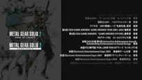Metal Gear Solid HD Collection - TGS 2011 Trailer