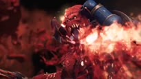 Warhammer 40.000: Space Marine - Only War: Chainsword Trailer (engl.)