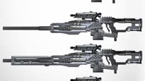 Resistance 3 - Making Of: Enemy Munitions - Chimera Weapons Trailer