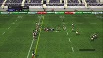 Rugby World Cup 2011 - Gameplay Highlights & Features Trailer