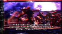 Warhammer 40.000: Space Marine - Only War: Chainsword Trailer (dt.)