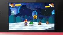 Paper Mario 3DS - TGS 2011 Nintendo Conference Trailer