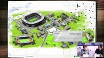 Fussball Manager 12 - Köhler & Tuchel Pressekonferenz Trailer #2: Vereinsgelände