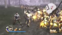 Dynasty Warriors 7 Xtreme Legends - TGS 2011 Gameplay Trailer