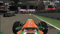 F1 2011 - Großer Preis von Singapur - Ein 61 Runden-Rennen