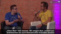 Prey 2 - gamescom 2011 Bühnen-Interview mit Norman Nazaroff