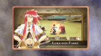 Tales of the Abyss - TGS 2011 Luke Character Trailer