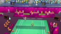 Mario & Sonic bei den Olympischen Spielen: London 2012 - Wii Gameplay Trailer