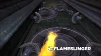 Skylanders: Spyro's Adventure - Flameslinger Trailer #2