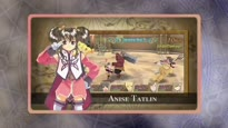 Tales of the Abyss - Anise Tatlin Character Trailer