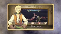 Tales of the Abyss - Guy Cecil Character Teaser