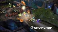 Skylanders: Spyro's Adventure - Chop Chop Trailer #2