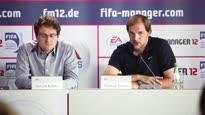 Fussball Manager 12 - Köhler & Tuchel Pressekonferenz Trailer #5: Dein Feature
