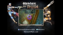 Heroes of Ruin - Walkthrough Trailer
