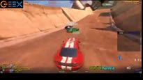 TrackMania 2 Canyon - GEEX 2011 Trailer