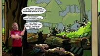 Kung-Fu High Impact - Comic Story Trailer