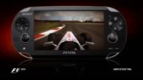 F1 2011 - PSV Shake It Trailer