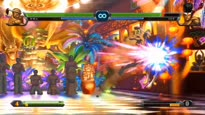 The King of Fighters XIII - Console Combo Showcase Trailer
