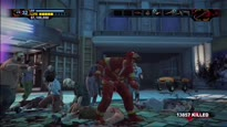 Dead Rising 2: Off the Record - Fire Fighter Skills DLC Trailer