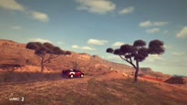 WRC 2: FIA World Rally Championship - East African Safari Rally DLC Trailer