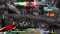 Ultimate Marvel vs. Capcom 3 - Gamer's Day 2011 West vs. Raccoon Gameplay Trailer #1