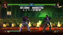 The King of Fighters XIII - Team Yahami Iori Trailer