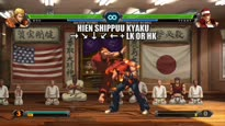 The King of Fighters XIII - Team Art of Fighting Ryo Trailer