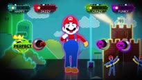 Just Dance 3 - Mario Track Trailer
