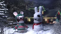 Rabbids Alive & Kicking - Xmas Trailer