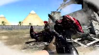 Serious Sam 3: BFE - Santa Clause Is Coming To Town Trailer