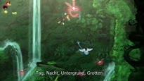 Rayman Origins - Making Of Trailer