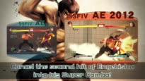 Super Street Fighter IV Arcade Edition - 2012 Version Update Trailer