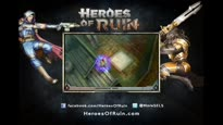Heroes of Ruin - Gameplay Walkthrough Trailer