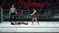 WWE '12 - Divas DLC Pack Vickie Guerrero Finisher Trailer