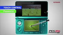 Pro Evolution Soccer 2012 - 3DS Trailer