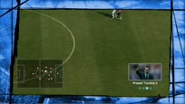 Pro Evolution Soccer 2012 - Basic Team Tactics Tutorial Trailer