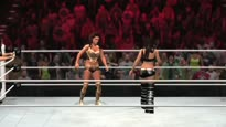WWE '12 - Divas DLC Pack Nikki Bella Finisher Trailer