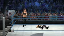 WWE '12 - Divas DLC Pack Trish Stratus Finisher Trailer