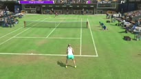 Virtua Tennis 4 - PSVita World Tour Edition Gameplay Trailer