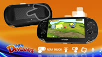 Little Deviants - PS Vita Features Trailer