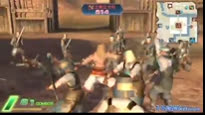 Dynasty Warriors Next - Wu Character Action Trailer