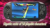 Ultimate Marvel vs. Capcom 3 - PS Vita Debut Trailer