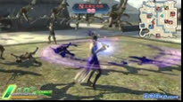 Dynasty Warriors Next - Wei Action Trailer