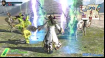 Dynasty Warriors Next - Shu Action Trailer