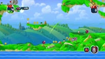 Worms Crazy Golf - Gameplay Trailer