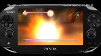 Ninja Gaiden Sigma Plus - Jap. PS Vita Gameplay Trailer