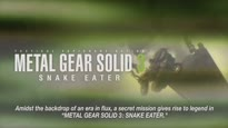 Metal Gear Solid HD Collection - EU Launch Trailer