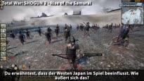 Total War: Shogun 2 - Fall of the Samurai - Studio-Interview