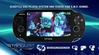 Super Stardust Delta - Functionality Trailer (dt.)