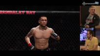 UFC Undisputed 3 - UFC-Fighter Dennis Siver bei uns im Studio (Extended Version)